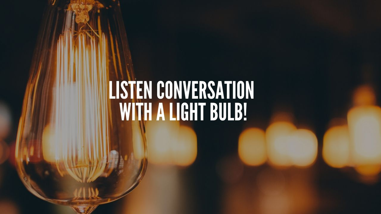 Photo of Attackers Can Listen to Your Conversation from your Light Bulb: Lamphone attack