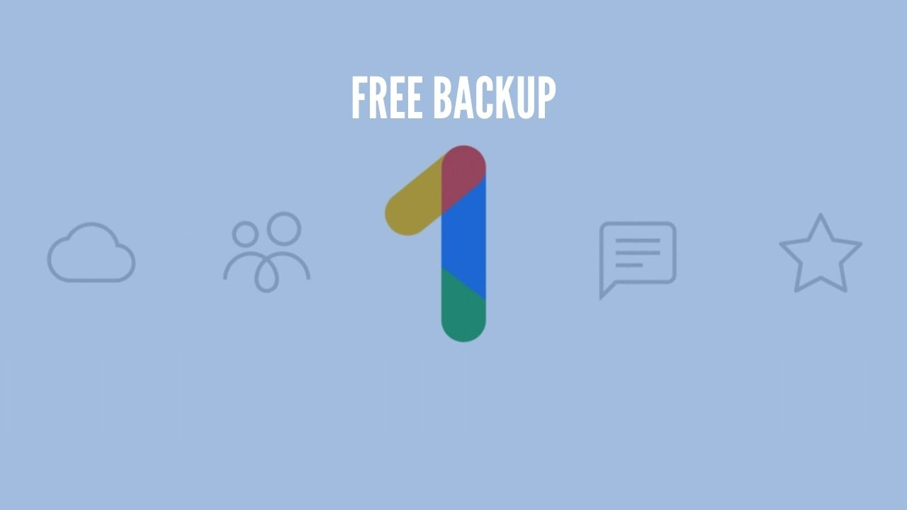 Photo of Google One to Host Backup Services Free For Smartphones