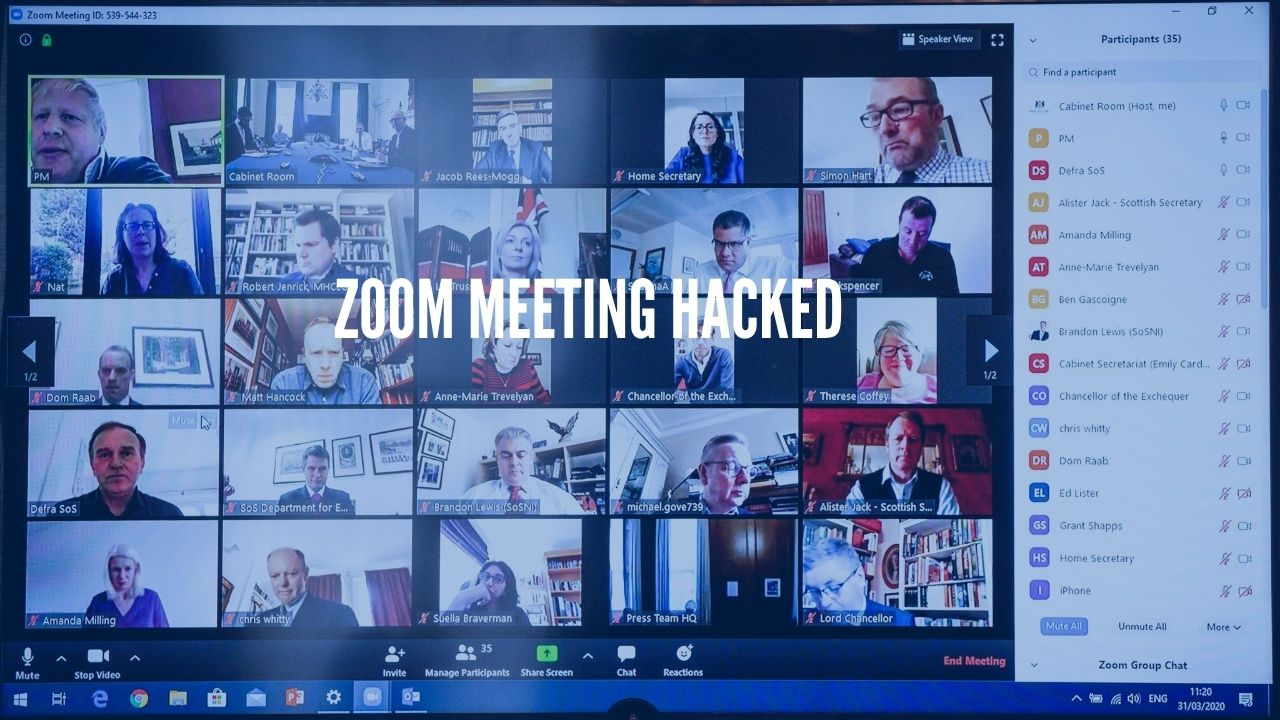 Photo of Critical Zoom Flaw Allows Hackers to Crack Private Meeting Password