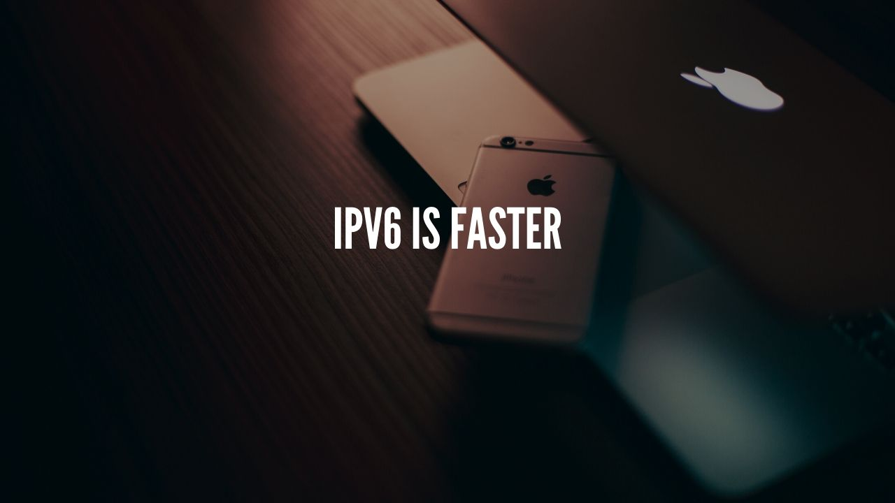 Photo of Benefits of using IPV6 over IPv4: Apple urges developers to use IPv6 as it's faster