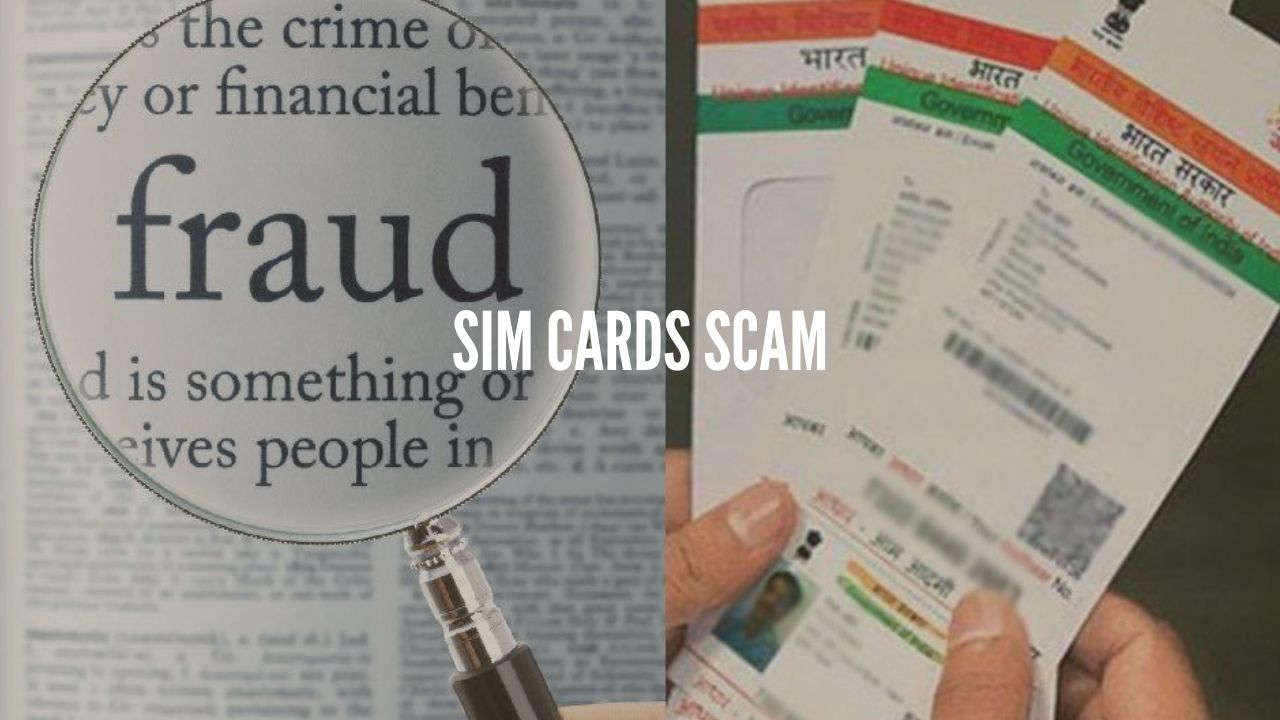 Photo of Fake Sim Cards Scam Rises in India by Misusing Aadhar Details