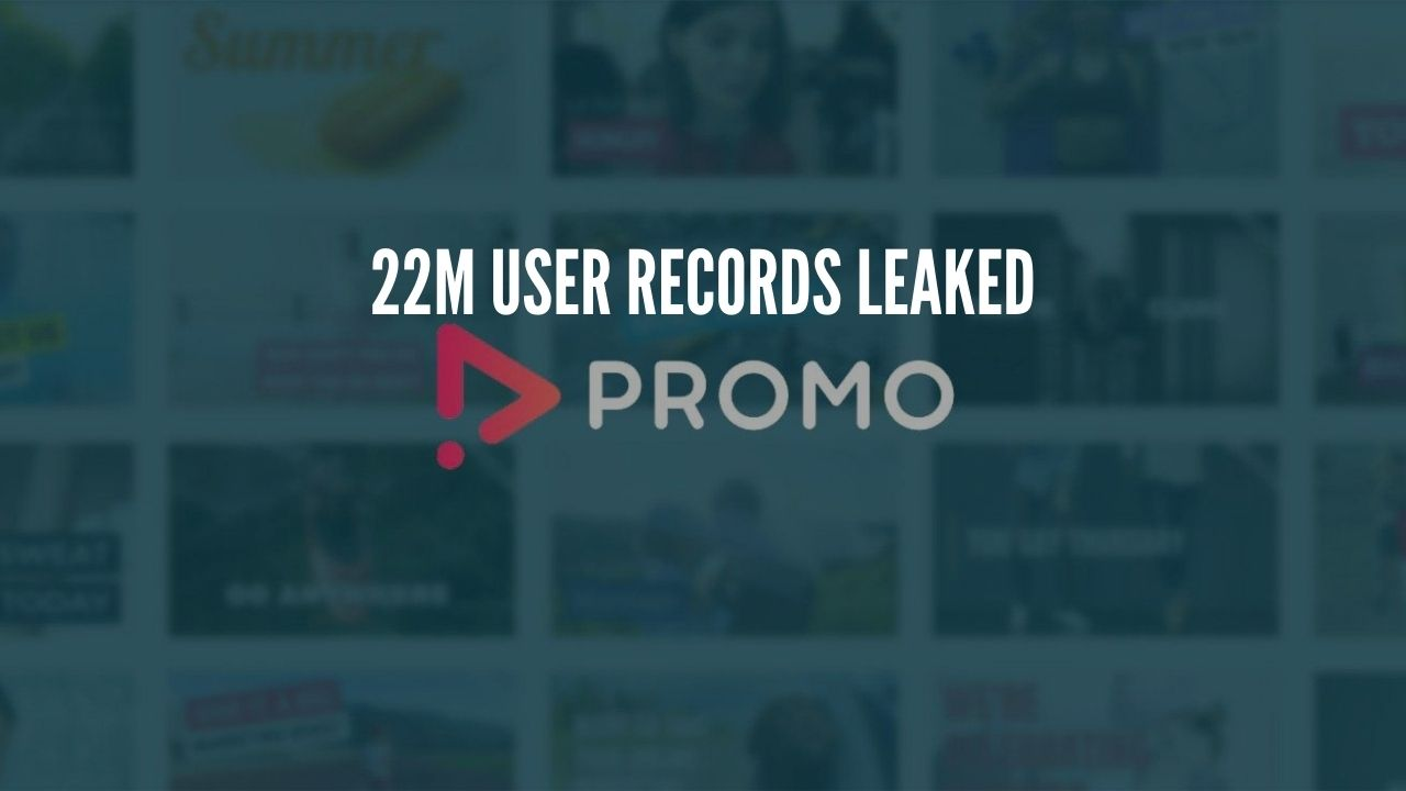 Photo of Promo.com 22M User Records Leaked, Sale for Free