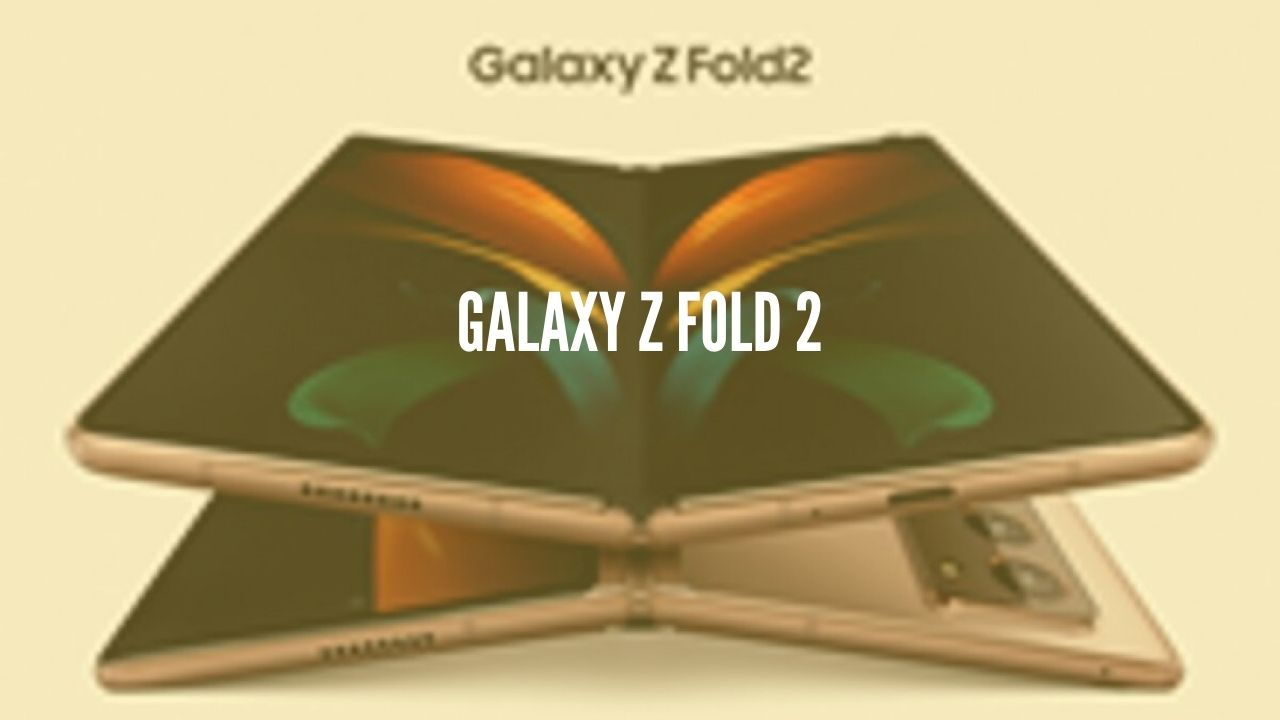 Photo of Exclusive: Samsung Galaxy Z Fold 2 Leaks