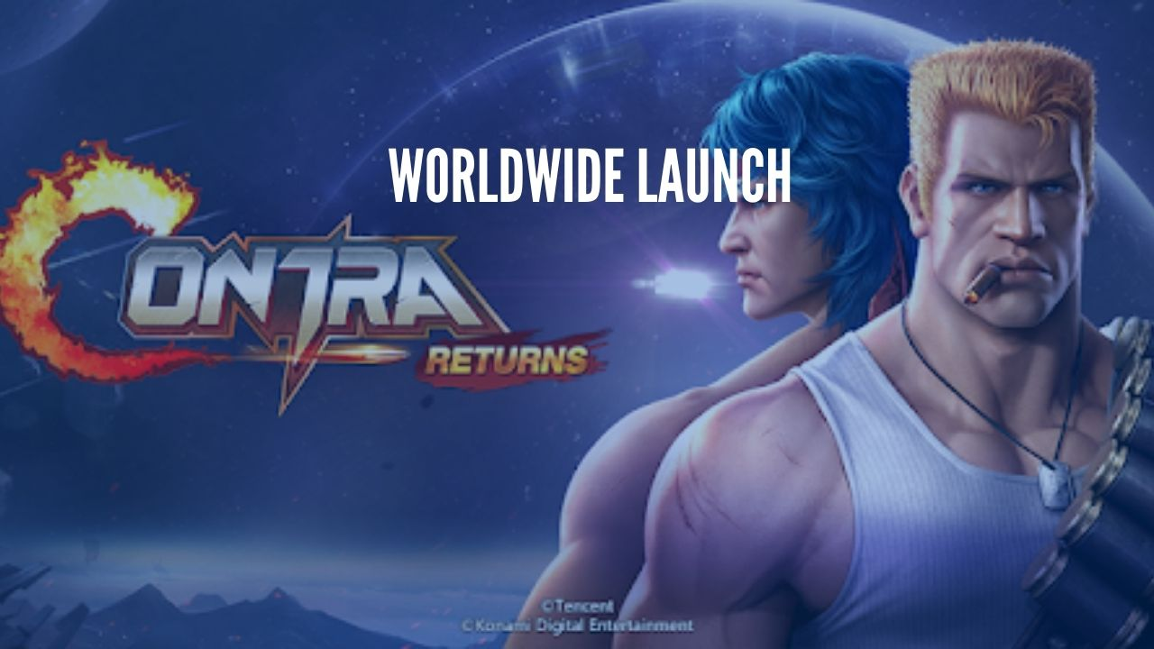 Photo of Contra Returns Coming to Mobile, WorldWide Launch Soon