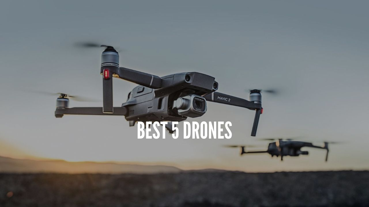 Photo of Best 5 Drones of 2020 For Next Level Photography