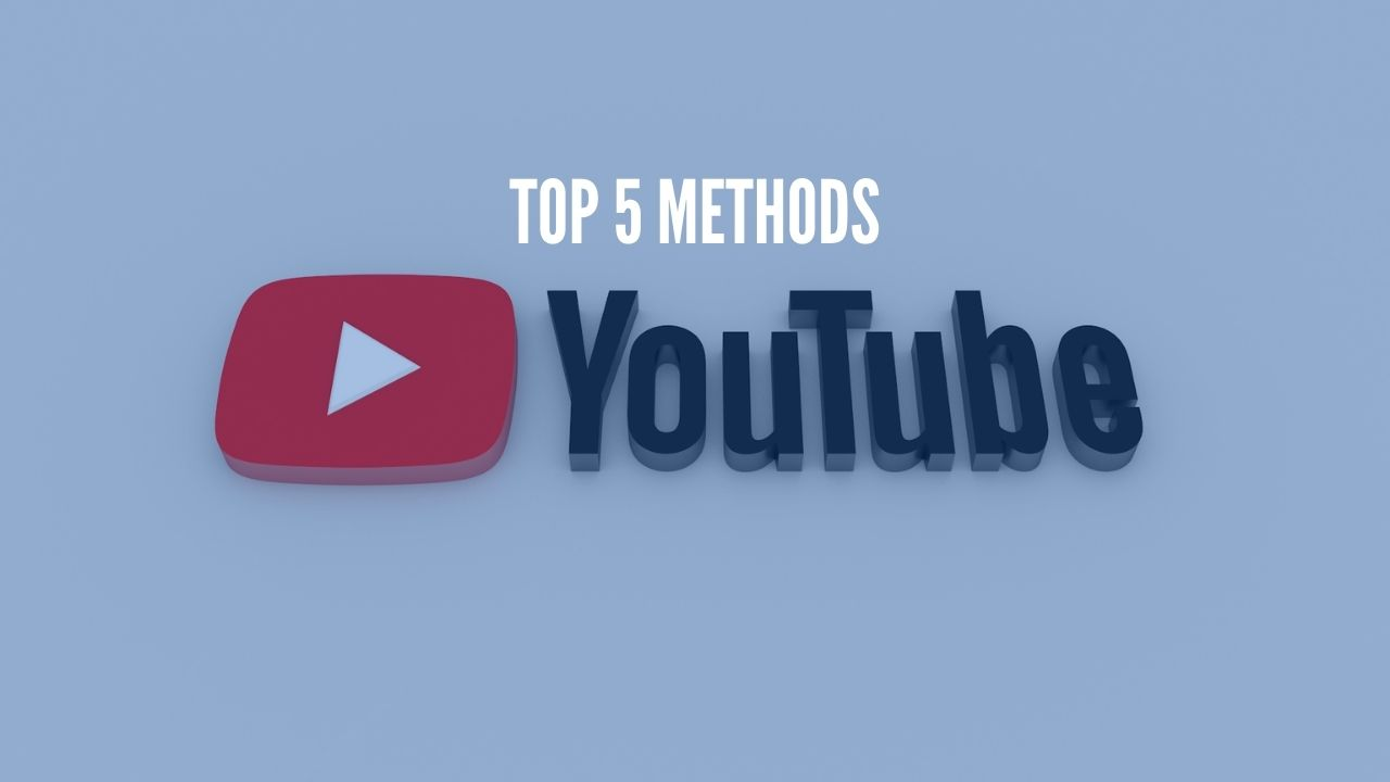 Photo of Five Different Ways to Download YouTube Videos