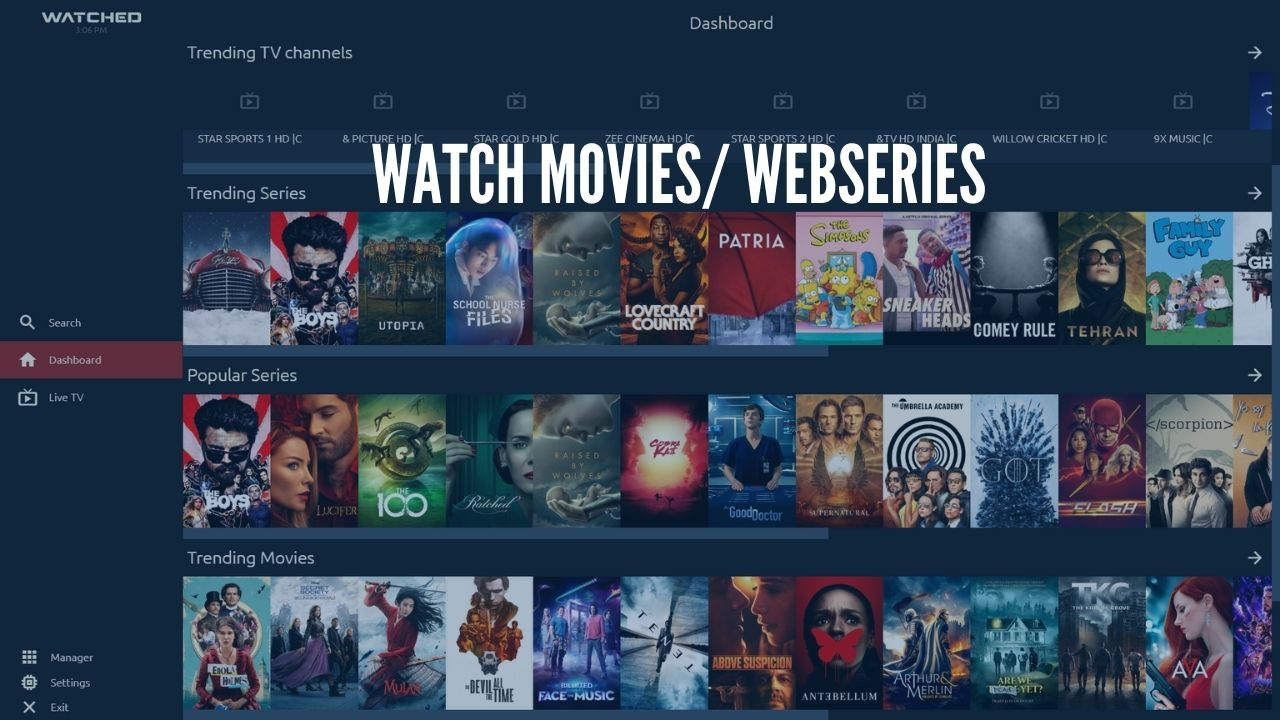 How to Watch TV Channels, Movies, and Web Series for Free?