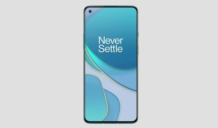 OnePlus 8T's possible design leaked at Android 11 Developer Preview