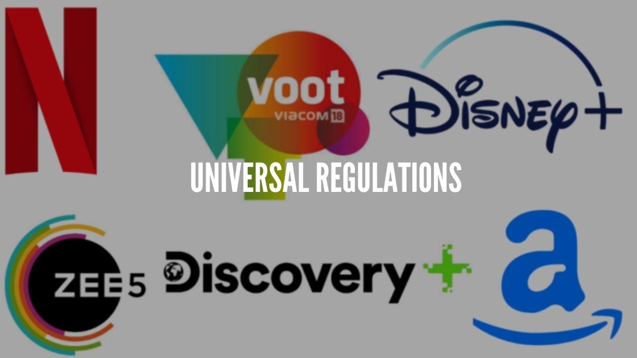 universal regulations