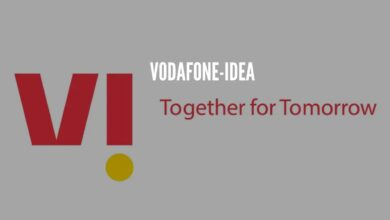 "Photo of Vodafone-Idea Has Now Re-Branded as ""VI"""
