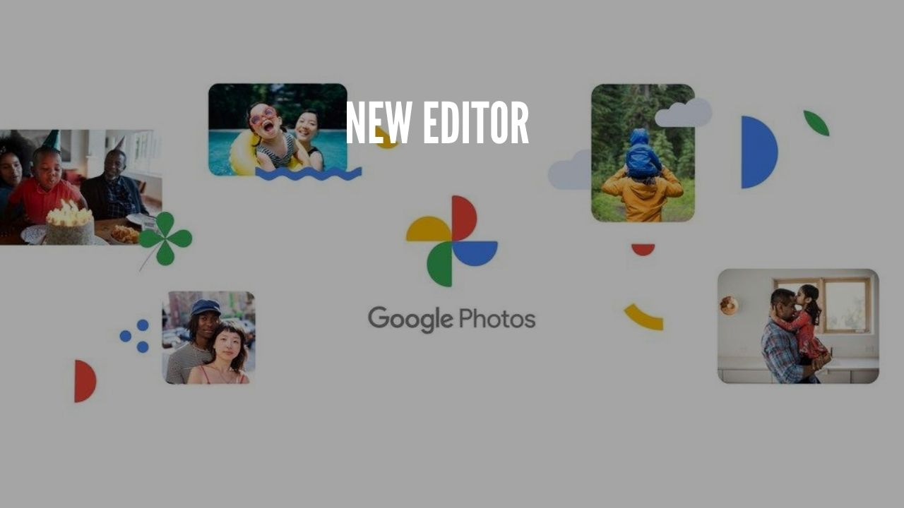 New Redesigned Editor for Google Photos on Android