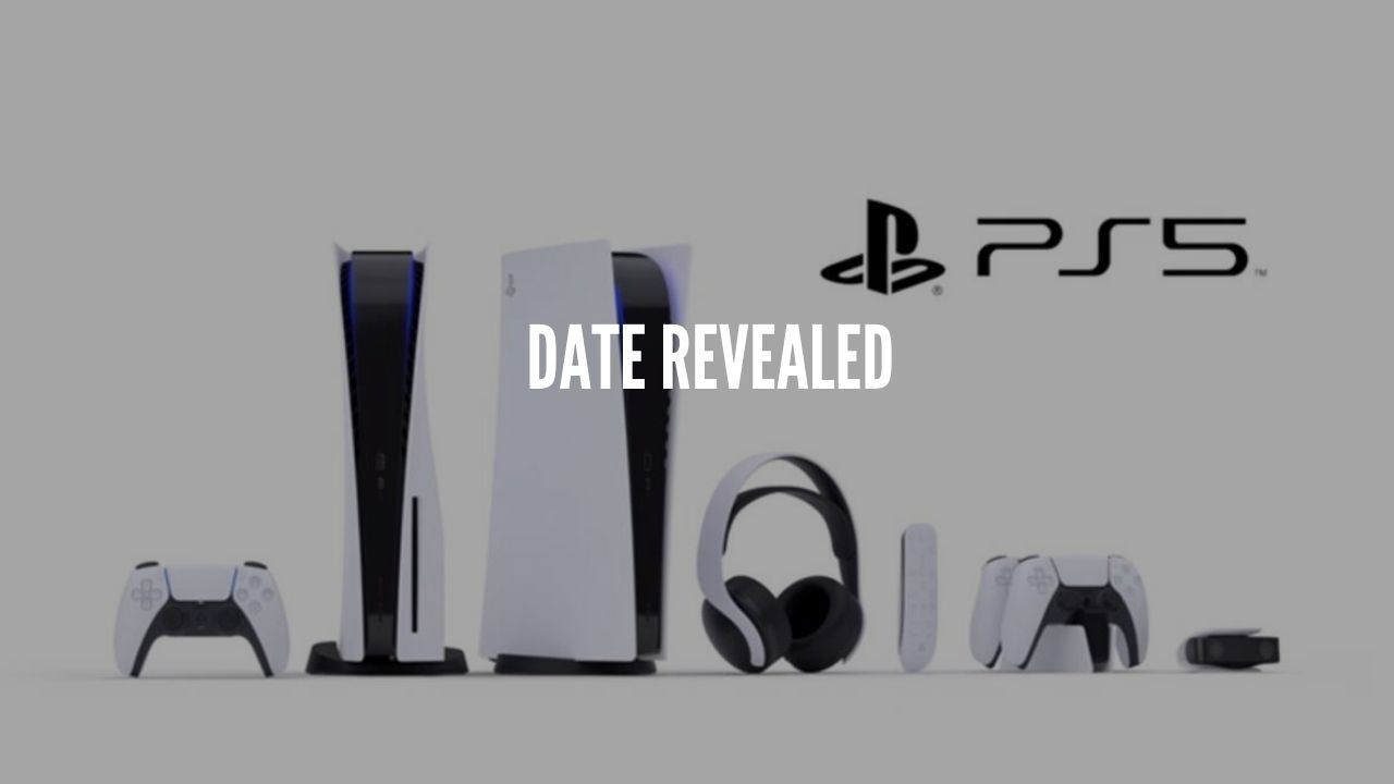 Photo of Sony PS5 Release Date Accidently Revealed