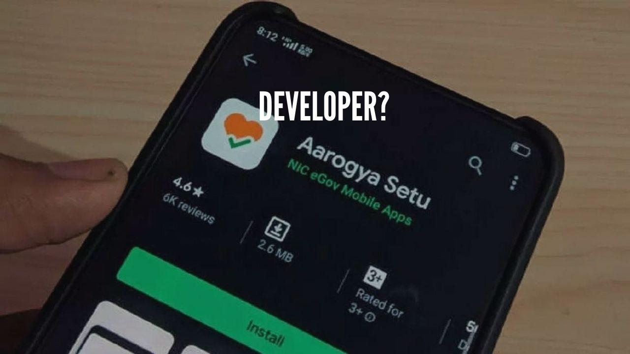Photo of Govt. Has No Clue Who Made The Aarogya Setu App