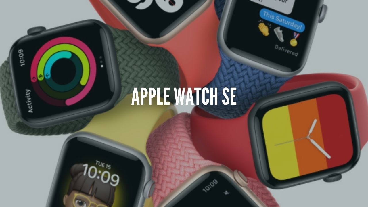 Photo of Everything About The Apple Watch SE