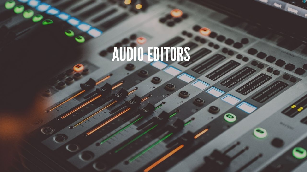 Photo of Top 5 Audio Editors for Android – November 2020