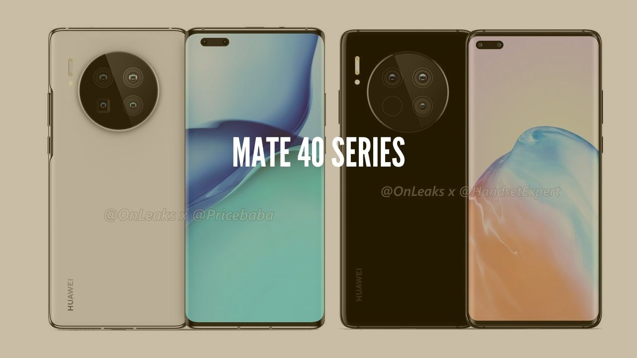 Photo of Huawei Mate 40 Series Confirmed To Be Launched on 22 October