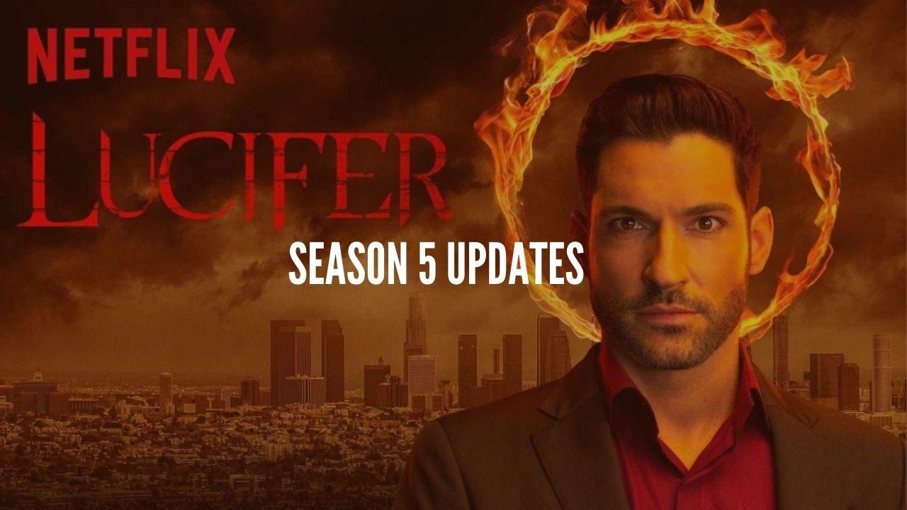 Photo of Lucifer Season 5 Part 2 Updates
