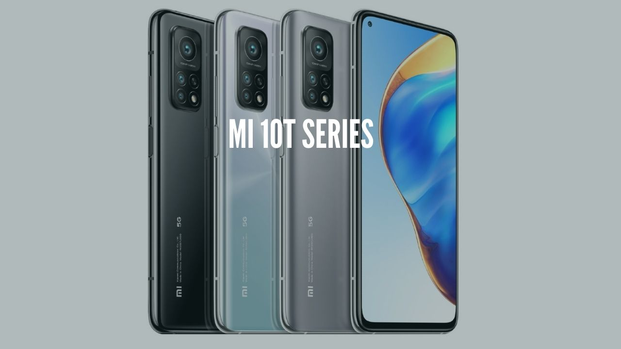 Photo of Xiaomi Announced it's Flagship Range of 10T Series