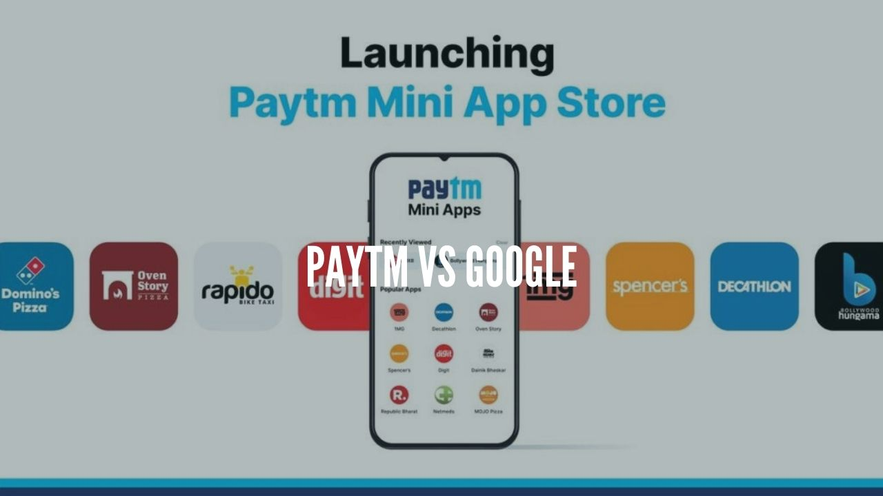 Photo of Paytm launches its own Mini App Store in India