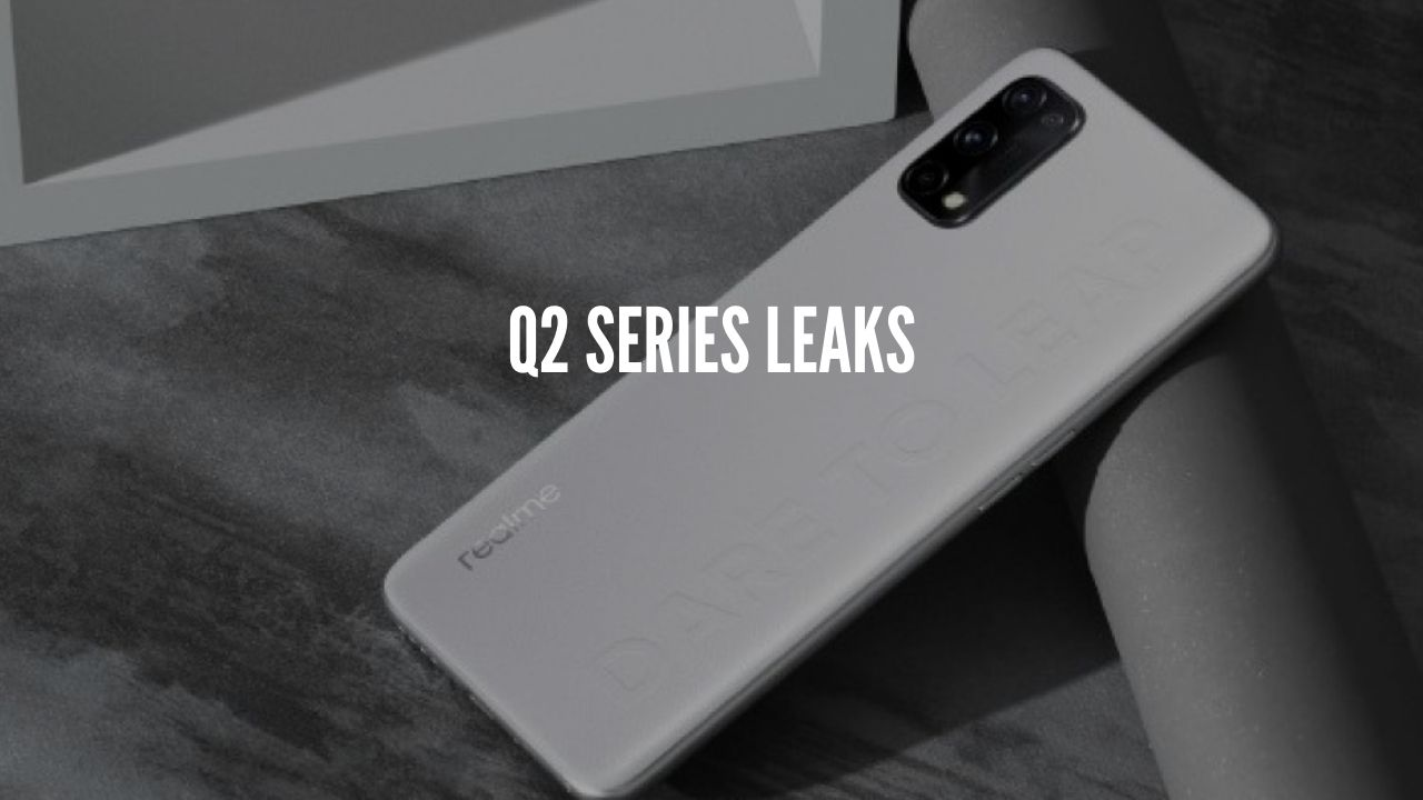 Photo of Realme Q2 Series Launching on October 13