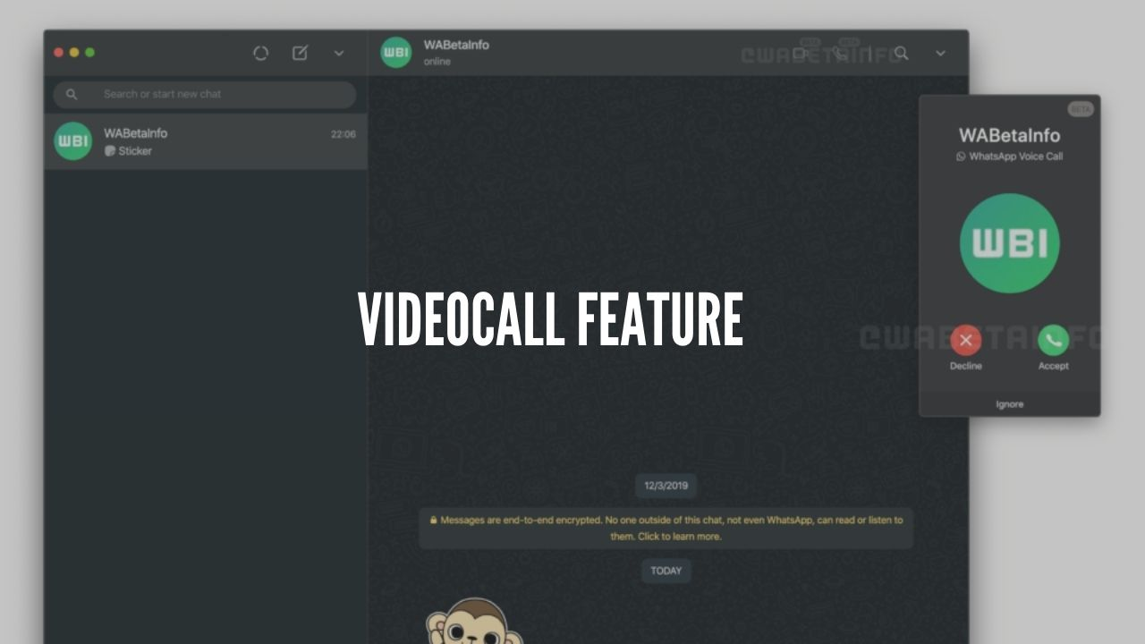 Photo of WhatsApp Web To Introduce Video Call And Voice Call Feature For Their Users