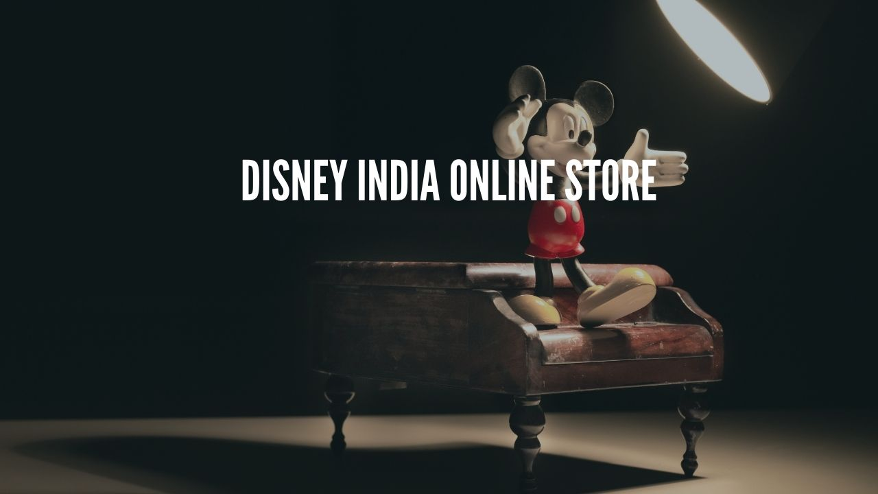 Photo of ShopDisney- Disney's Online Store is Now Live in India