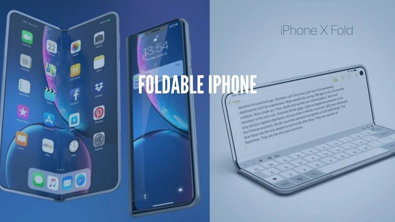 Photo of First Foldable iPhone can come in 2022: Sources