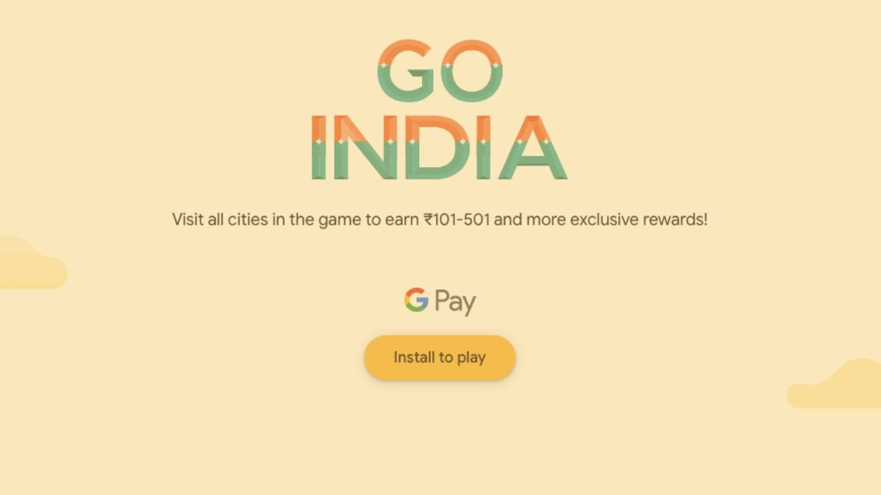 Photo of 'Go India' Campaign By Google Pay
