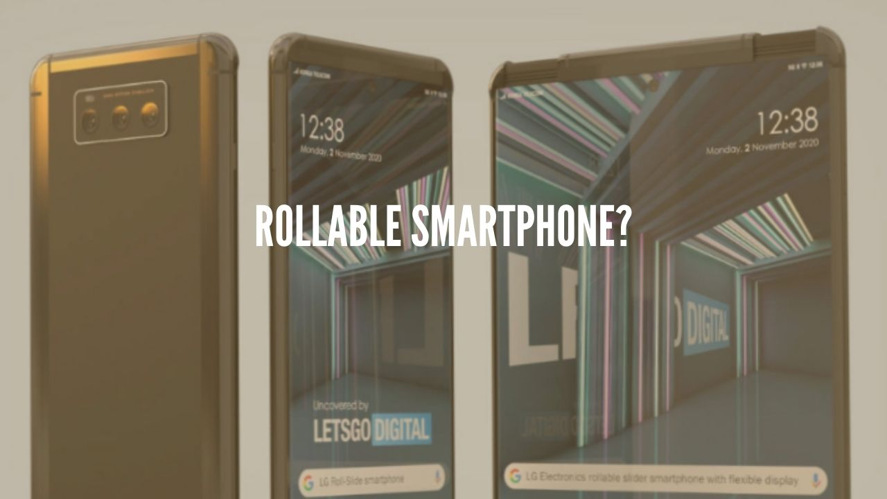 Photo of LG's New Rollable Smartphone?
