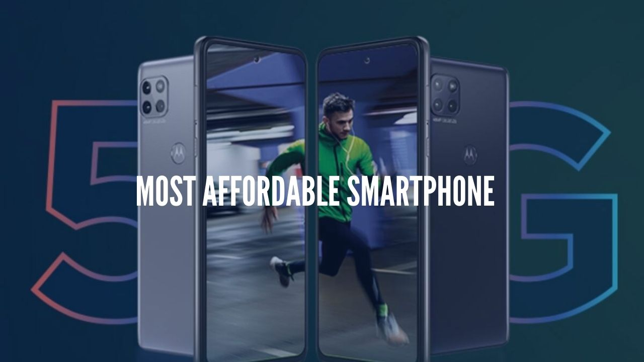 most affordable smartphone