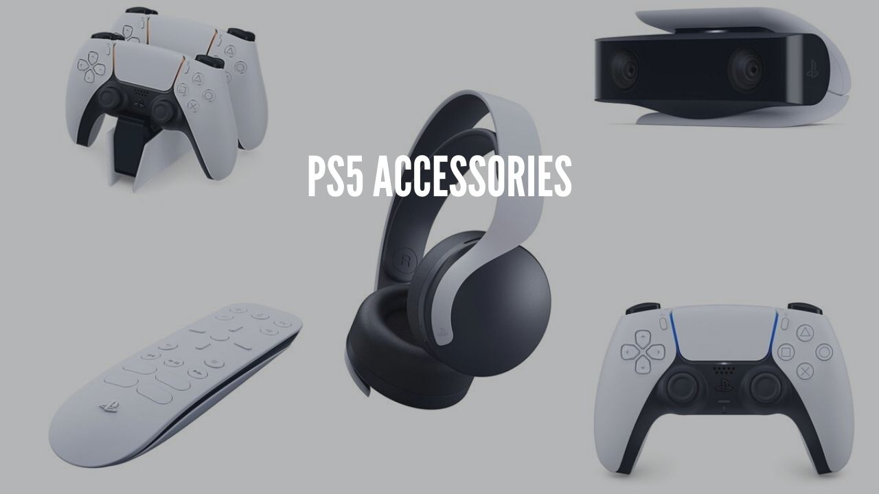 Photo of Best Accessories For Your PS5