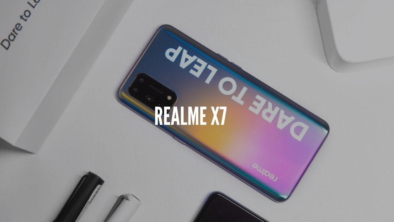 Photo of Realme X7 To Arrive In Markets Next Year