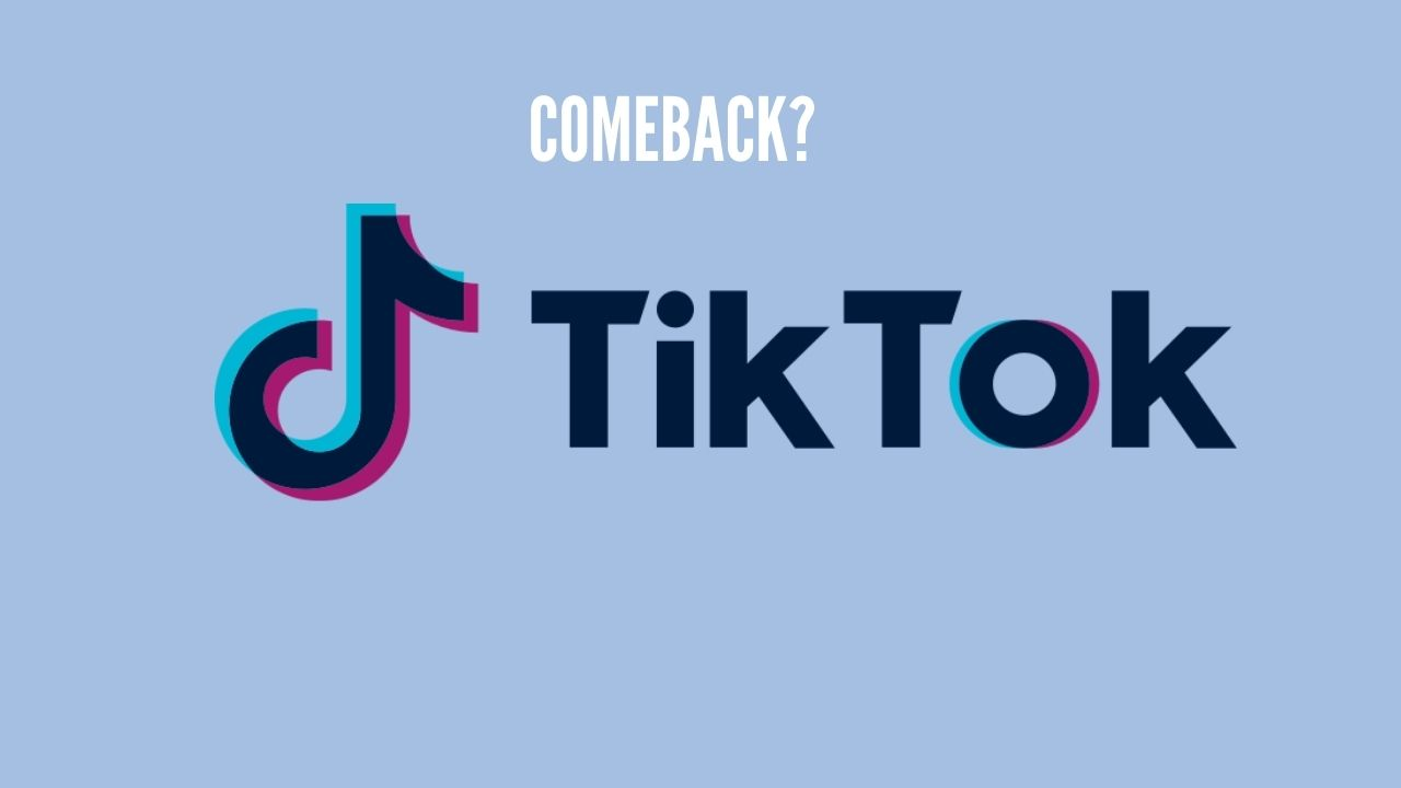 Photo of After PUBG, TikTok is Planning to Return to India