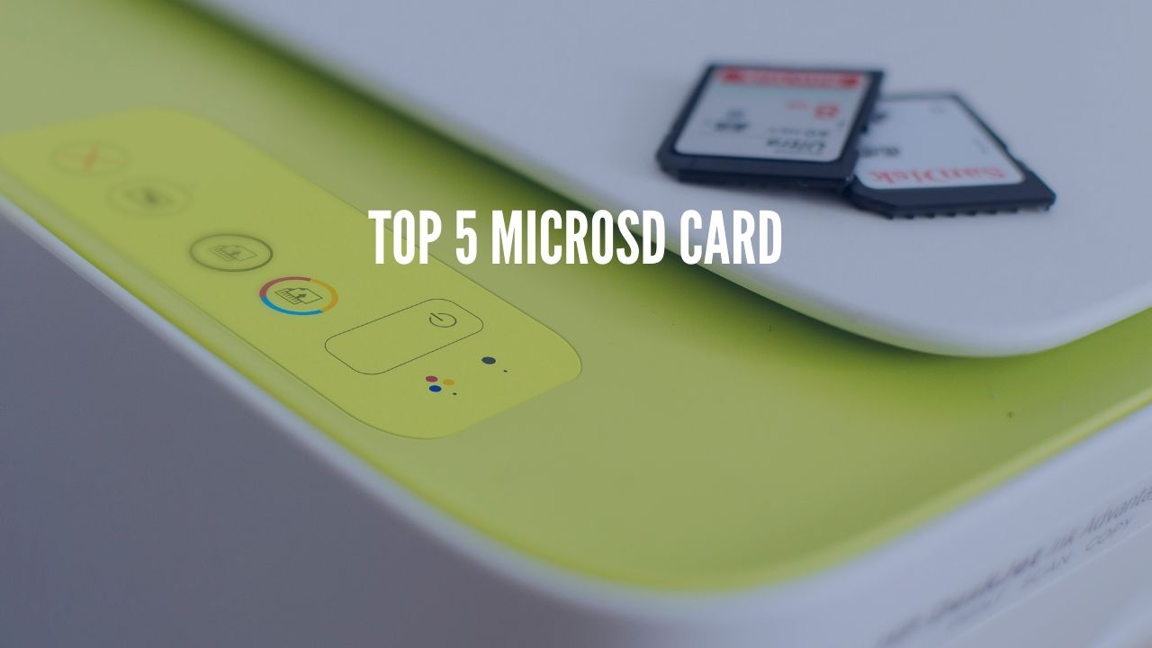 Photo of Top 5 MicroSD Card