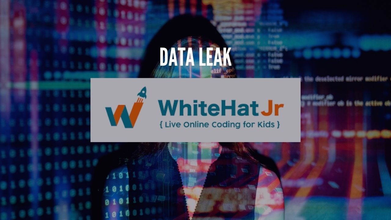 Photo of WhiteHat Jr Leaked Personal Data Of 2.8 Lakh Students