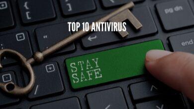 Photo of Top 10 Antivirus Software for Windows 10