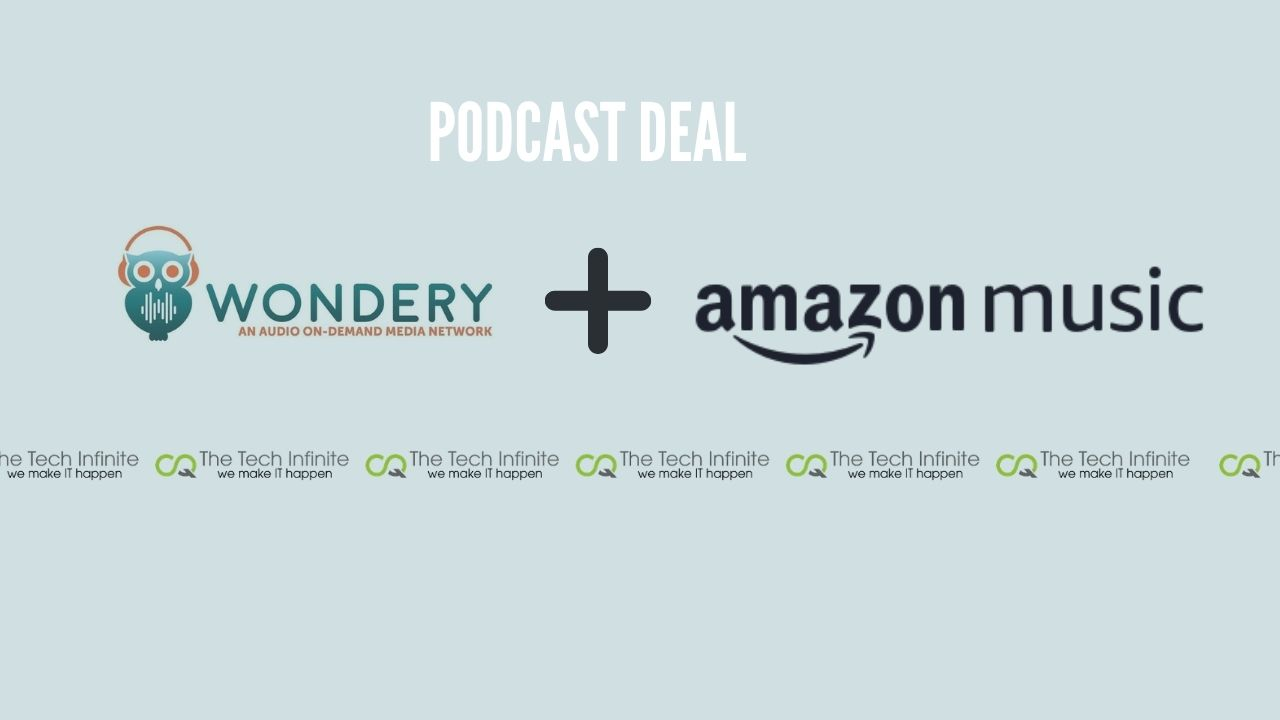 Wondery and Amazon Music Join Hands