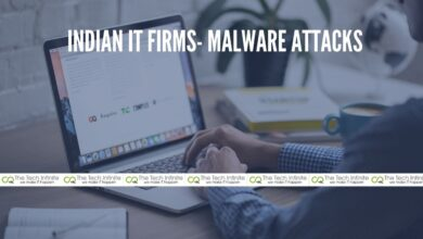 Photo of Indian IT Firms Encounter The Third-Highest Number of Malware Attacks in The World