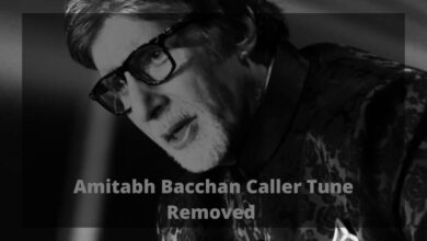 Photo of Amitabh Bachchan voice as Corona Caller Tune removed  After PIL Filed?