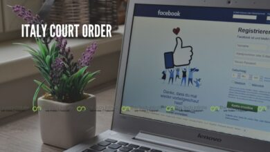 Photo of Italy Court Orders Facebook to Pay $4.7 Million For Copying Faround App