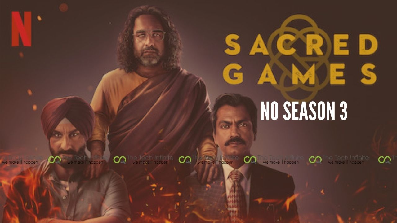 No Sacred Games Season 3 Confirms Nawazuddin Siddiqui