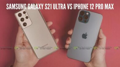 Photo of Samsung Galaxy S21 Ultra VS iPhone 12 Pro Max
