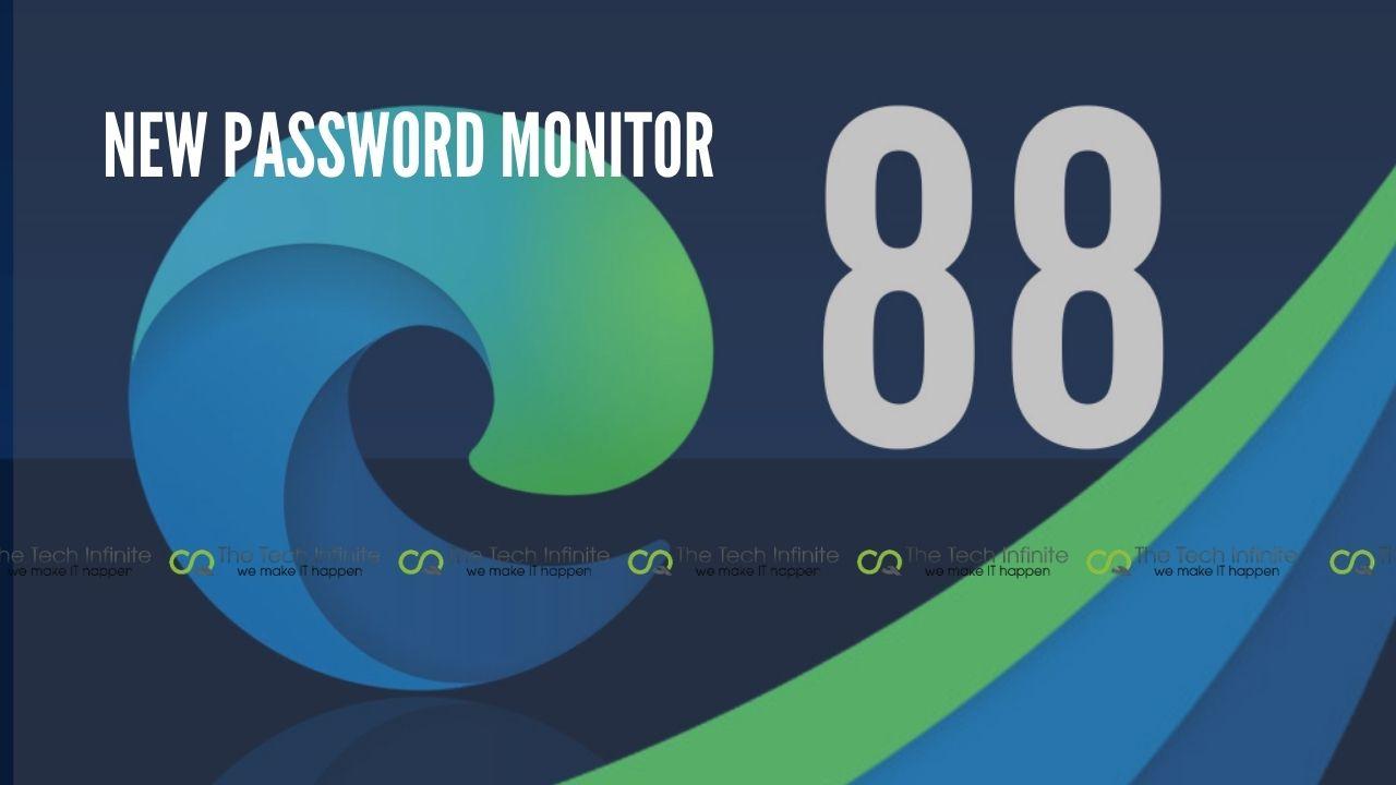 edge password
