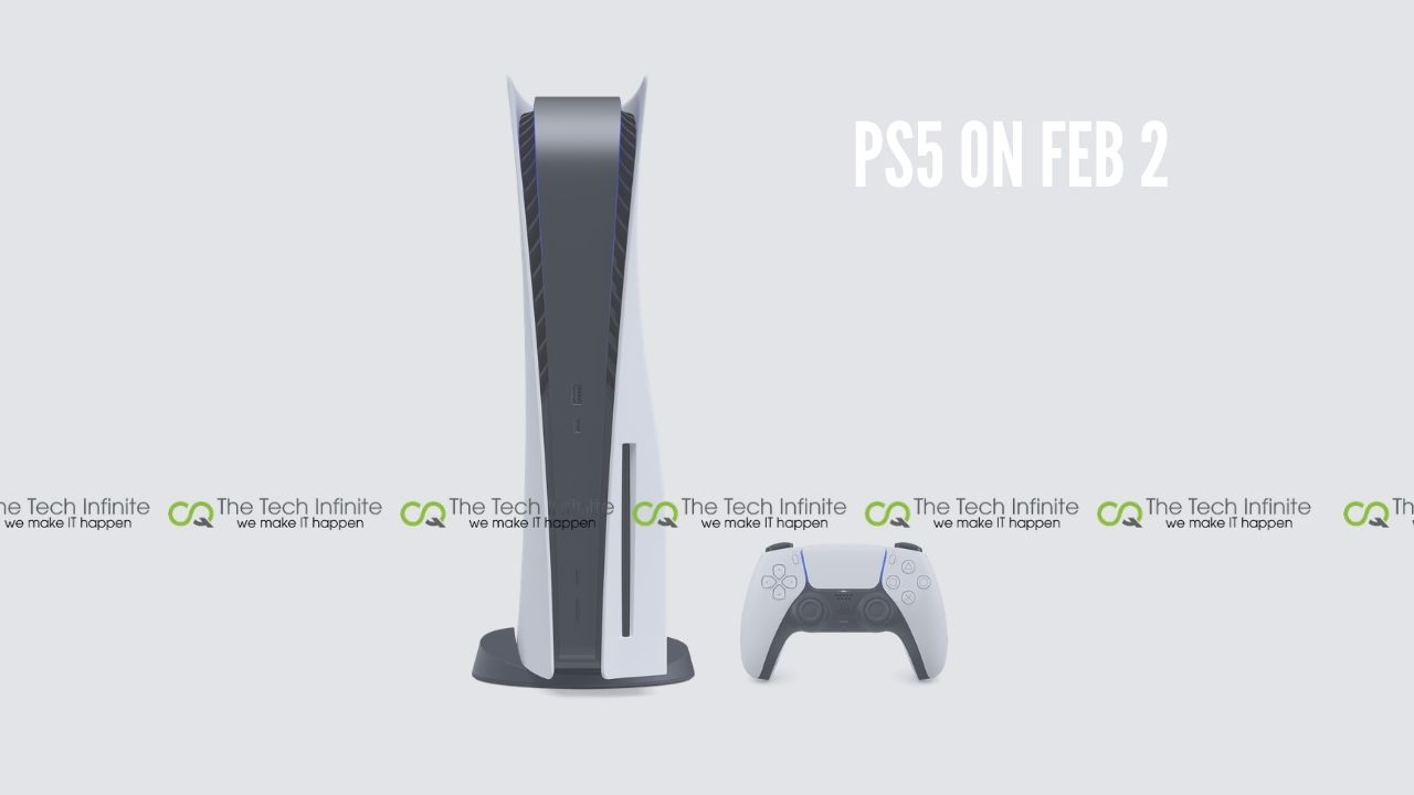 ps5 on feb 2