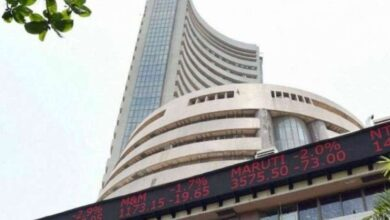 Photo of Sensex ends 1939 points lower, Nifty at 14,529, Bloodbath on Dalal Street