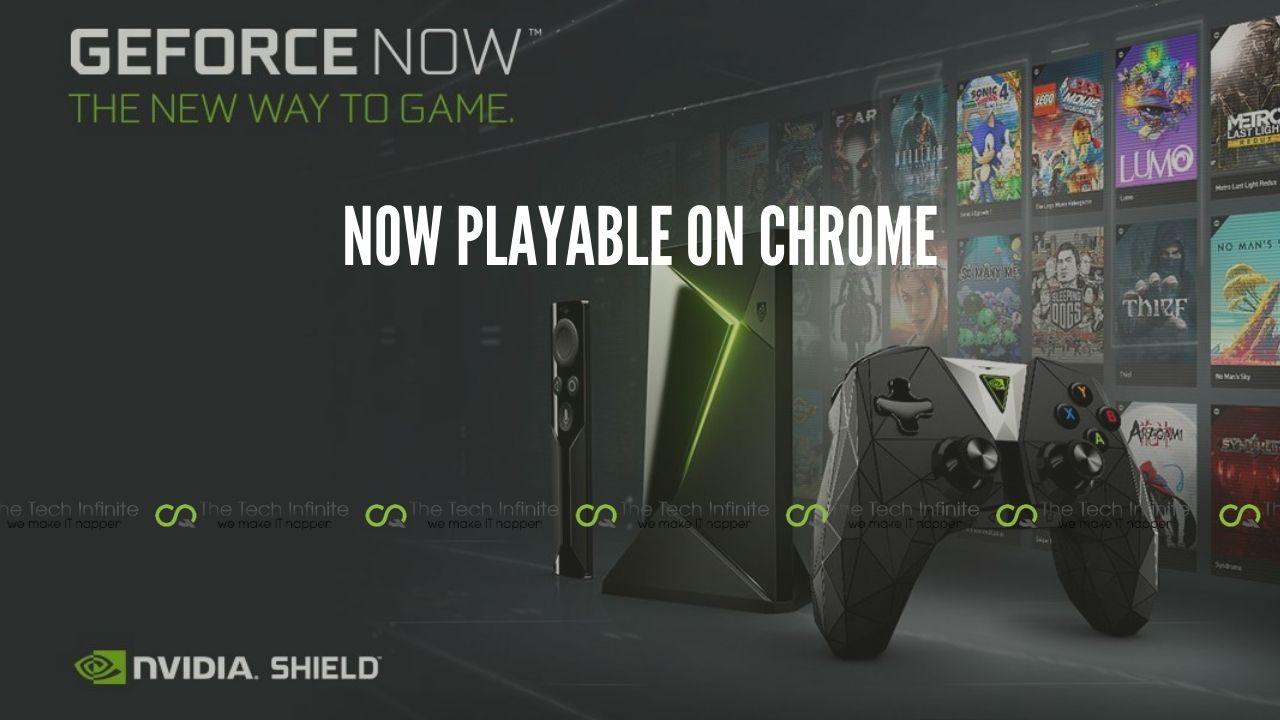 now playable on chrome