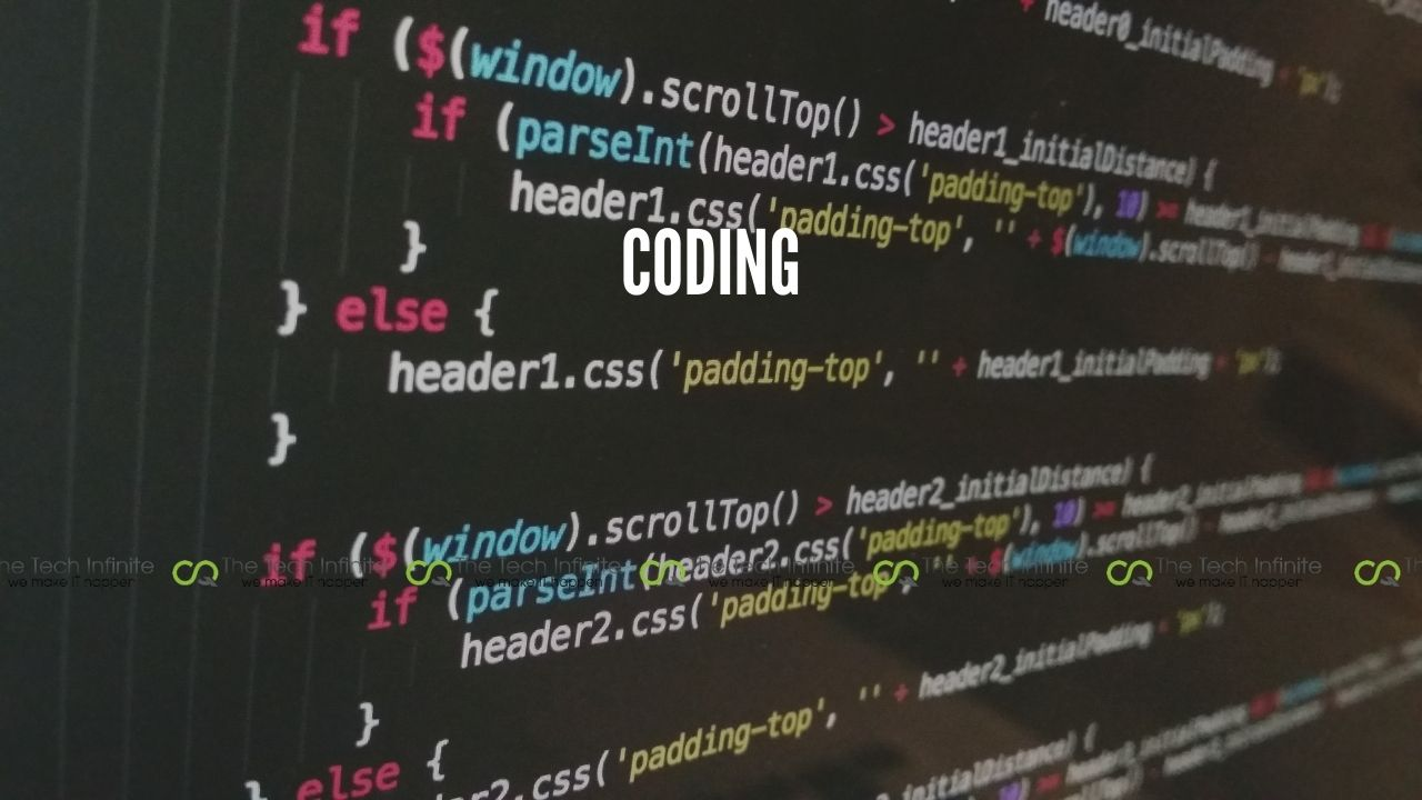 importance of coding