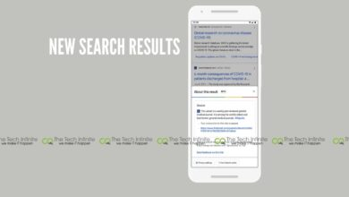 Photo of Google Search Will now provide additional data for result