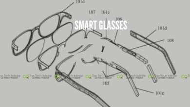 Photo of Xiaomi secured a patent for smart glasses with detection & therapeutic properties