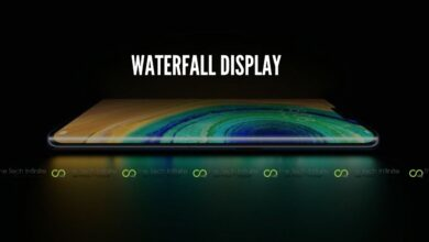 Photo of Xiaomi's New Phone With A Quad Waterfall Display